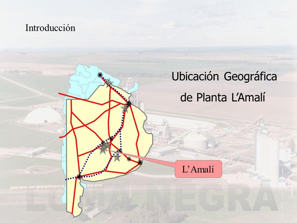 Introducción Ubicación Geográfica de Planta L'Amalí L'Amalí