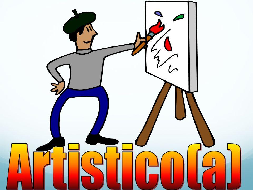 Artistico(a)