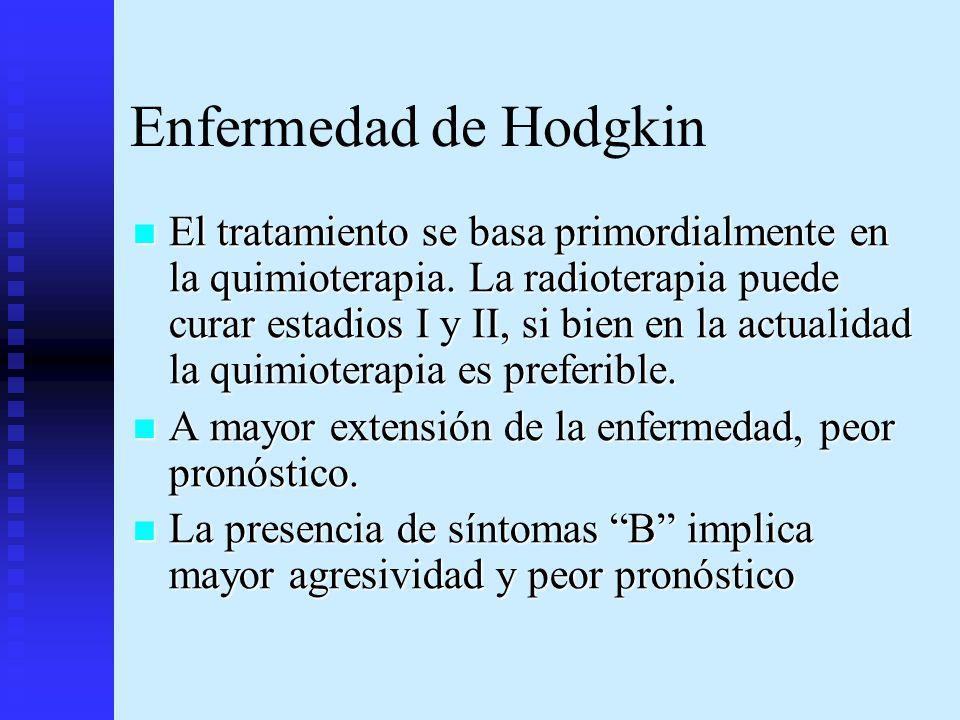 Enfermedad de Hodgkin