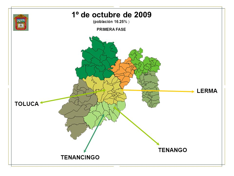 1º de octubre de 2009 LERMA TOLUCA TENANGO TENANCINGO