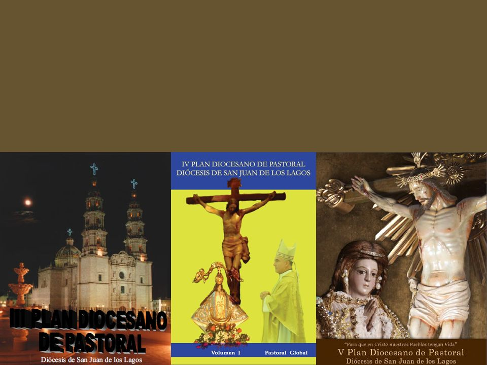 Marca la quinta etapa de una evangelización planificada y orgánica en nuestra Diócesis de San Juan de los Lagos.