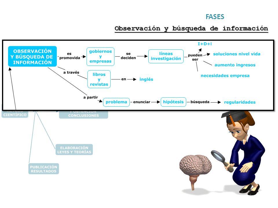Observación y búsqueda de información