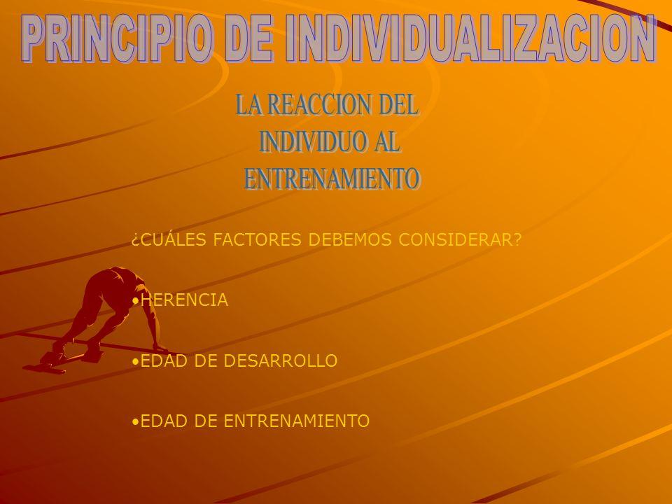 PRINCIPIO DE INDIVIDUALIZACION