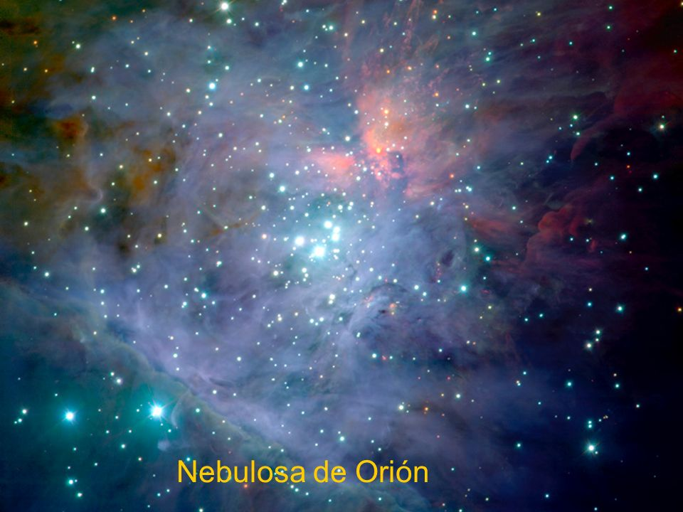 Nebulosa de Orión
