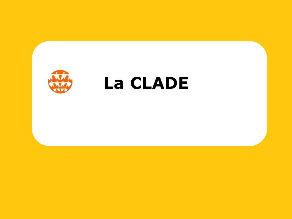 La CLADE