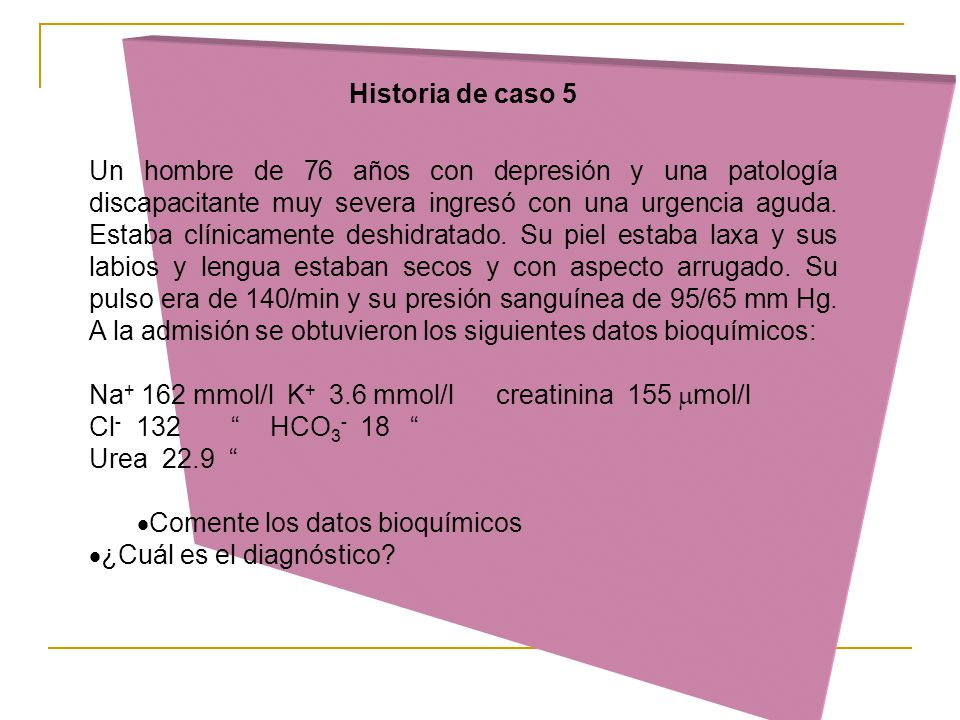Historia de caso 5