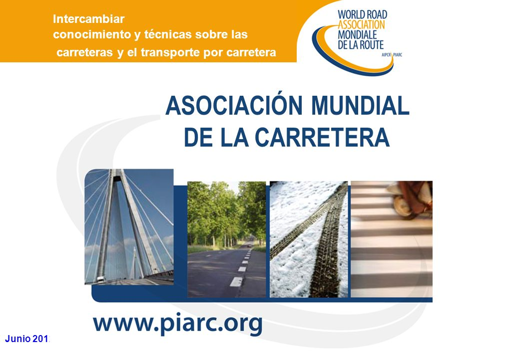 ASOCIACIÓN MUNDIAL DE LA CARRETERA