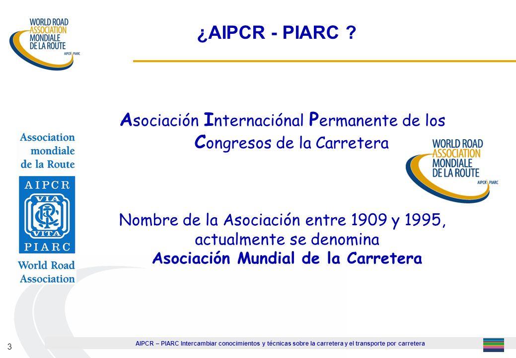 Asociación Internaciónal Permanente de los Congresos de la Carretera