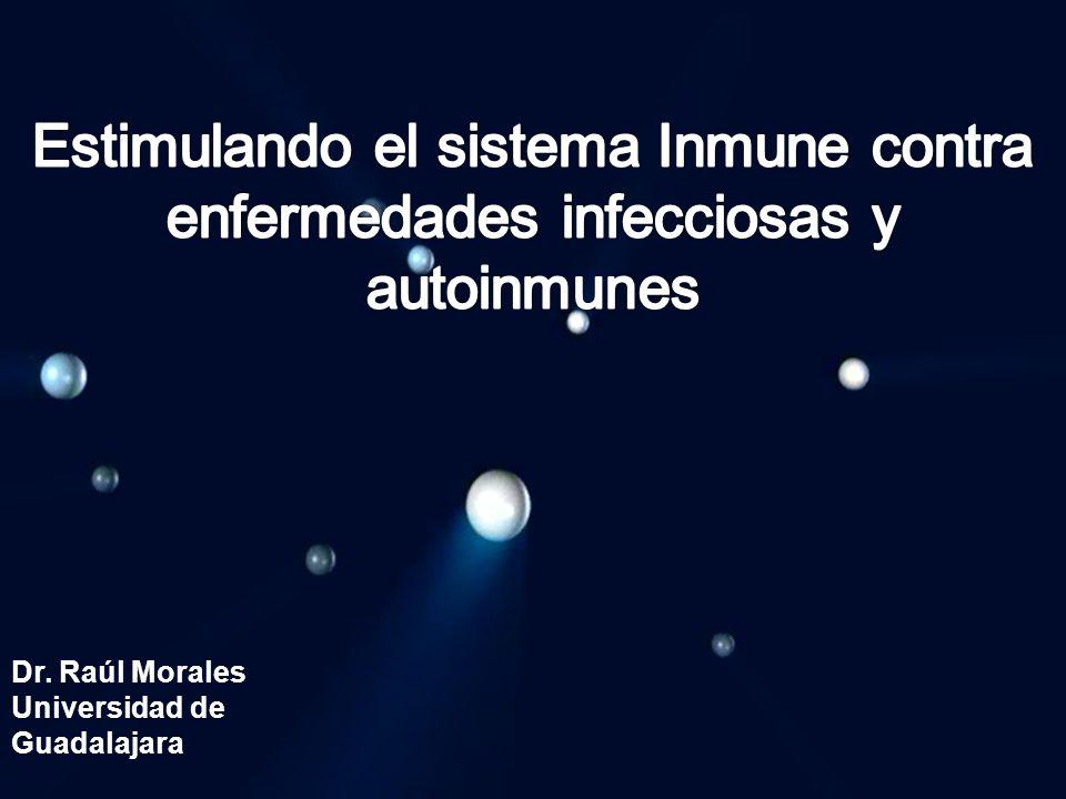 Estimulando el sistema Inmune contra enfermedades infecciosas y autoinmunes