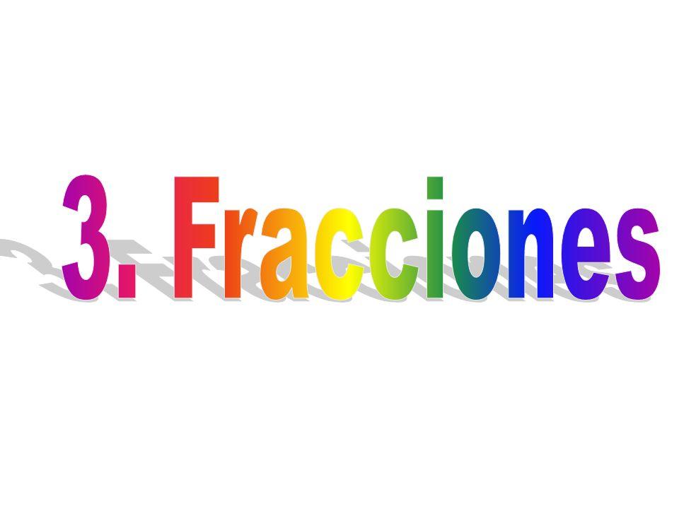 3. Fracciones