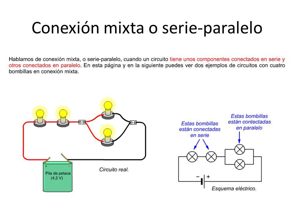Circuito En Paralelo Ejemplos : Circuitos elÉctricos ppt descargar