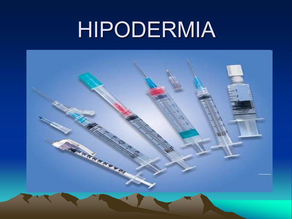 HIPODERMIA
