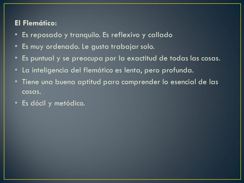 temperamento histeroide