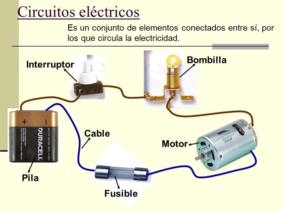 Circuito Que Tenga Un Interruptor Una Pila Y Una Bombilla : Tecnologia e informatica ppt descargar