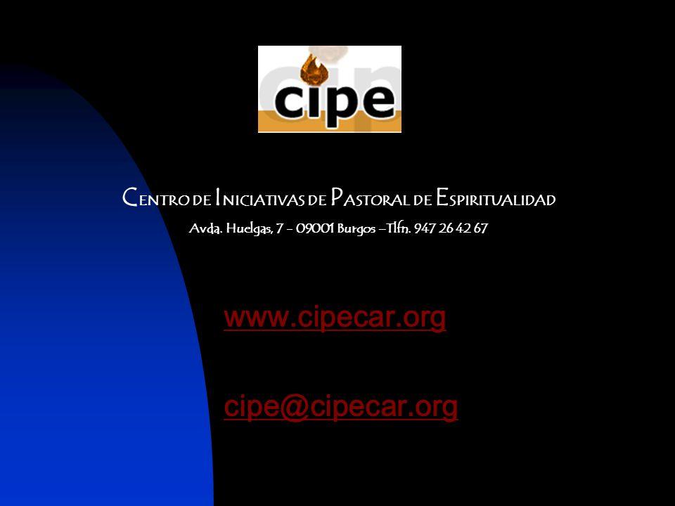 www.cipecar.org cipe@cipecar.org