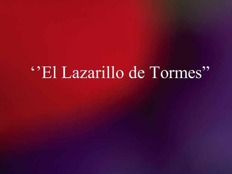 ''El Lazarillo de Tormes