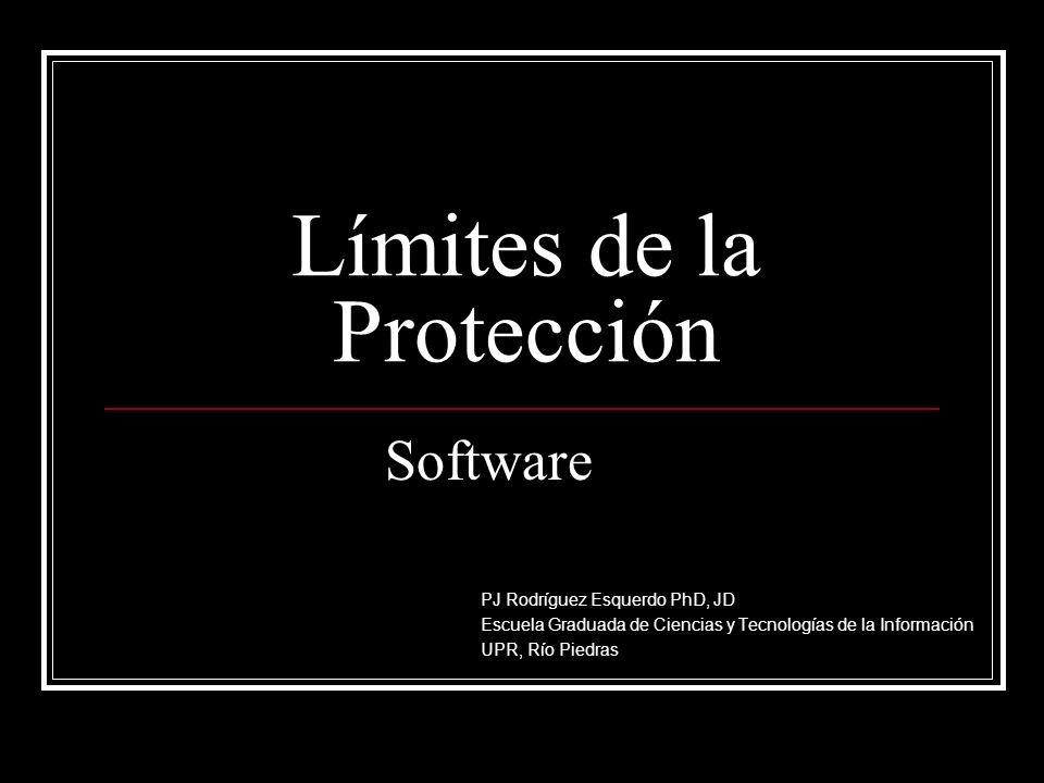Límites de la Protección