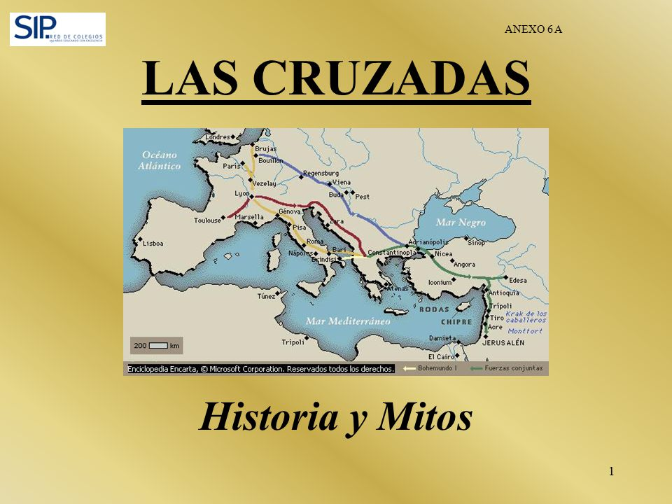 Las cruzadas anexo 6 a historia y mitos ppt video for Sanborns de los azulejos historia