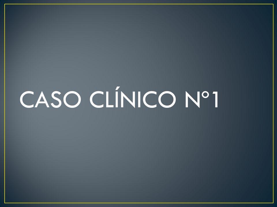 NEVUS DE HORI CASO CLÍNICO Nº1