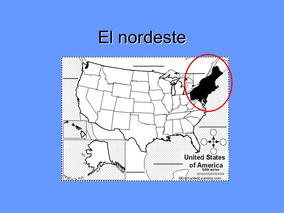 El nordeste
