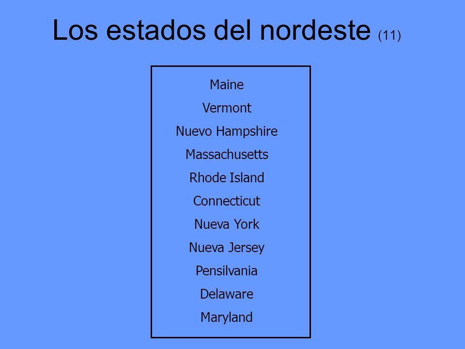 Los estados del nordeste (11)