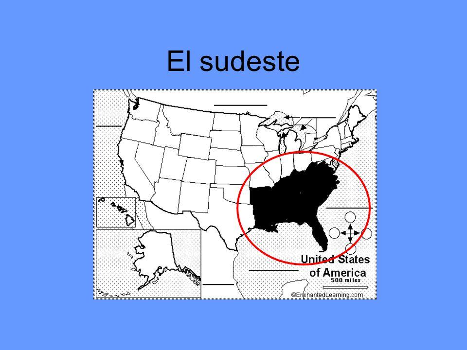 El sudeste