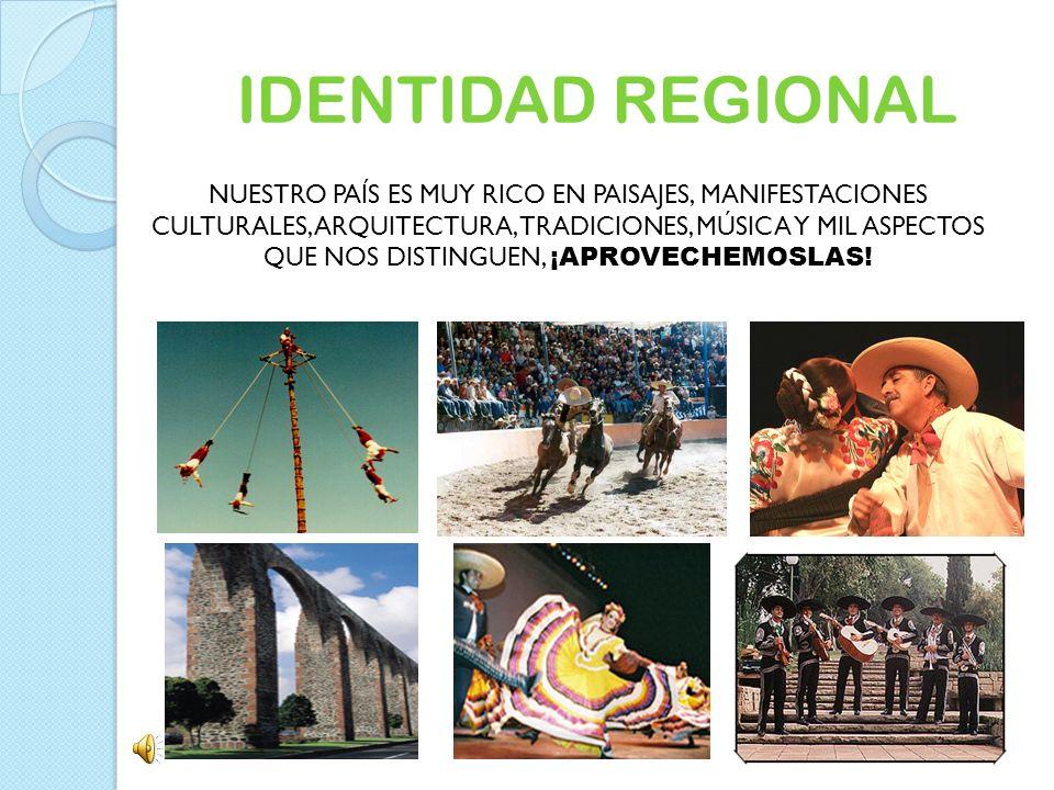 IDENTIDAD REGIONAL