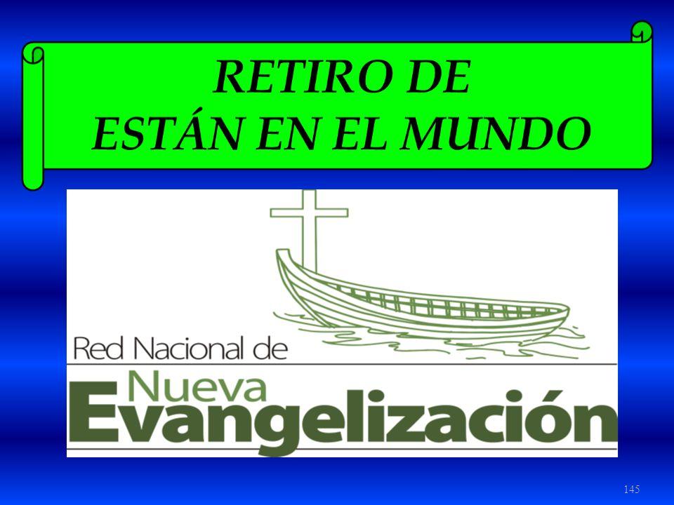 RETIRO DE ESTÁN EN EL MUNDO