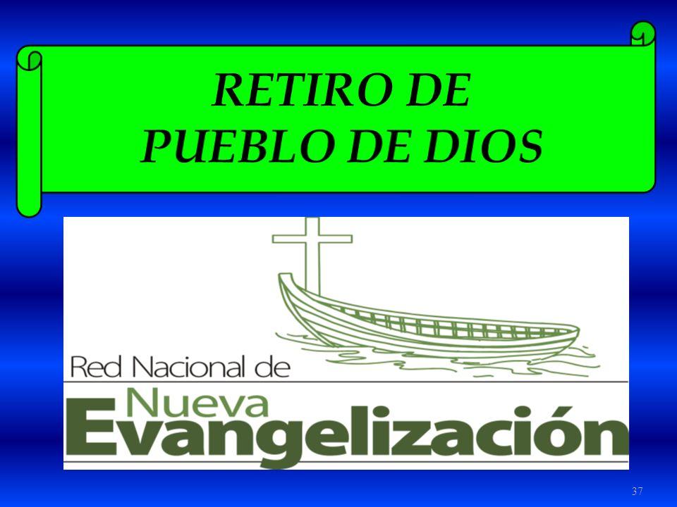 RETIRO DE PUEBLO DE DIOS