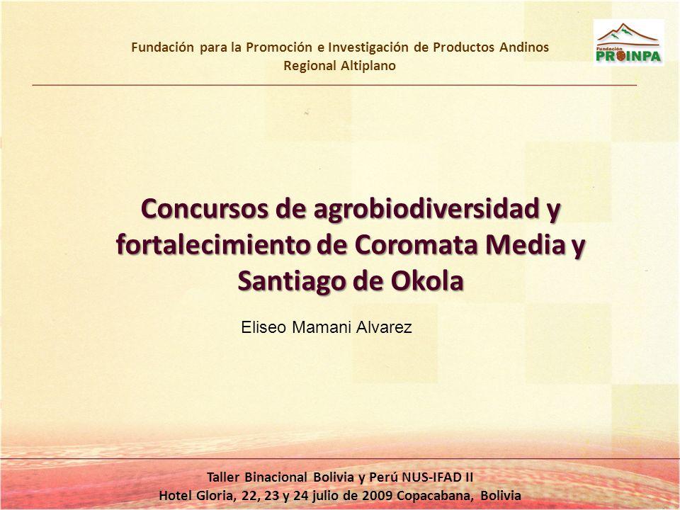 Fundación para la Promoción e Investigación de Productos Andinos