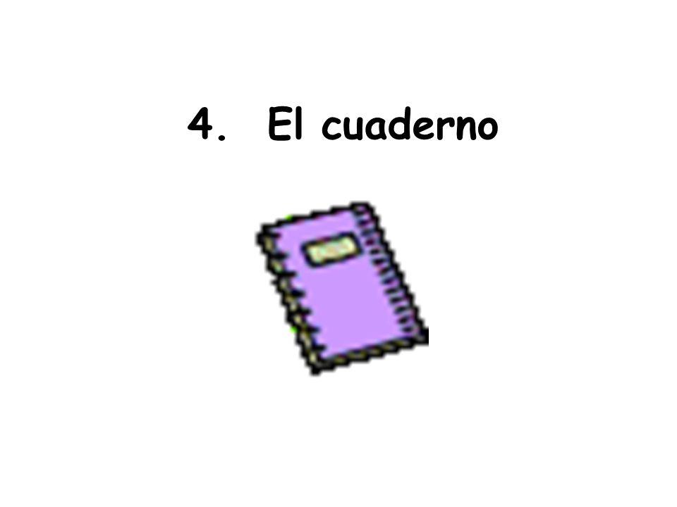 4. El cuaderno