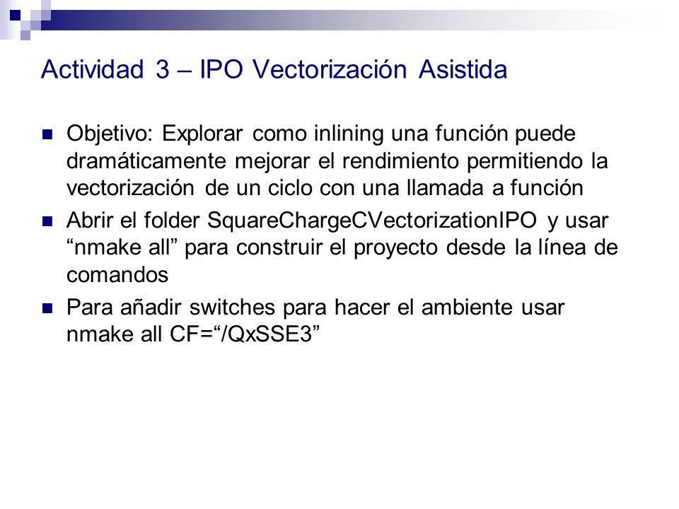 Actividad 3 – IPO Vectorización Asistida