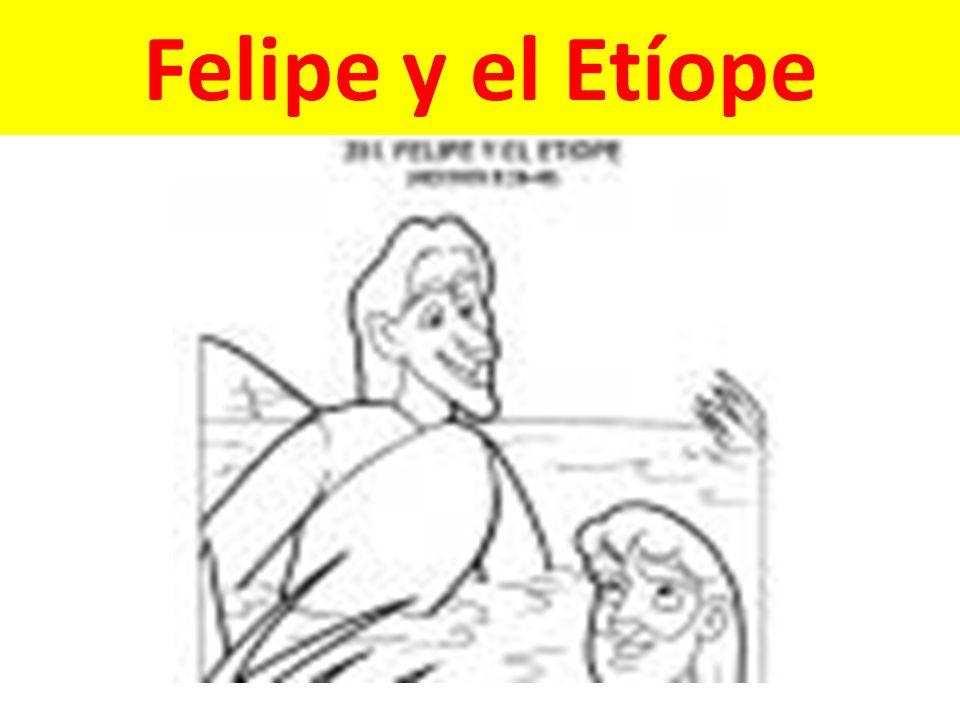 Felipe y el Etíope