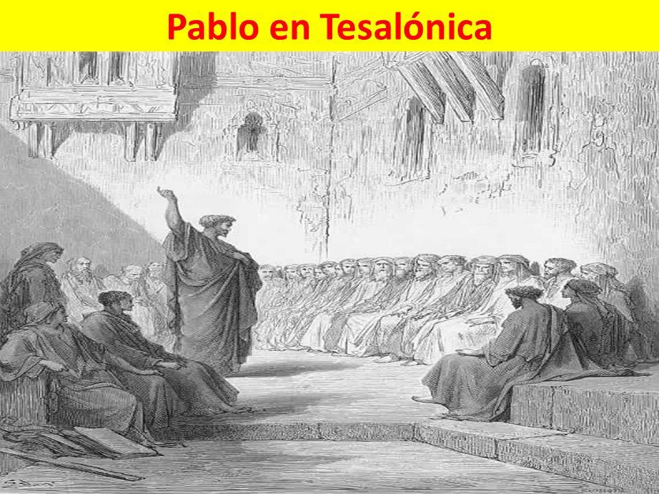 Pablo en Tesalónica
