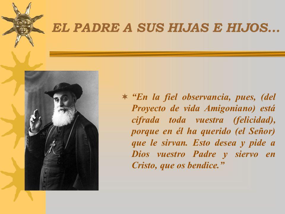EL PADRE A SUS HIJAS E HIJOS…