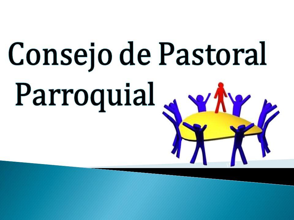 Consejo de Pastoral Parroquial
