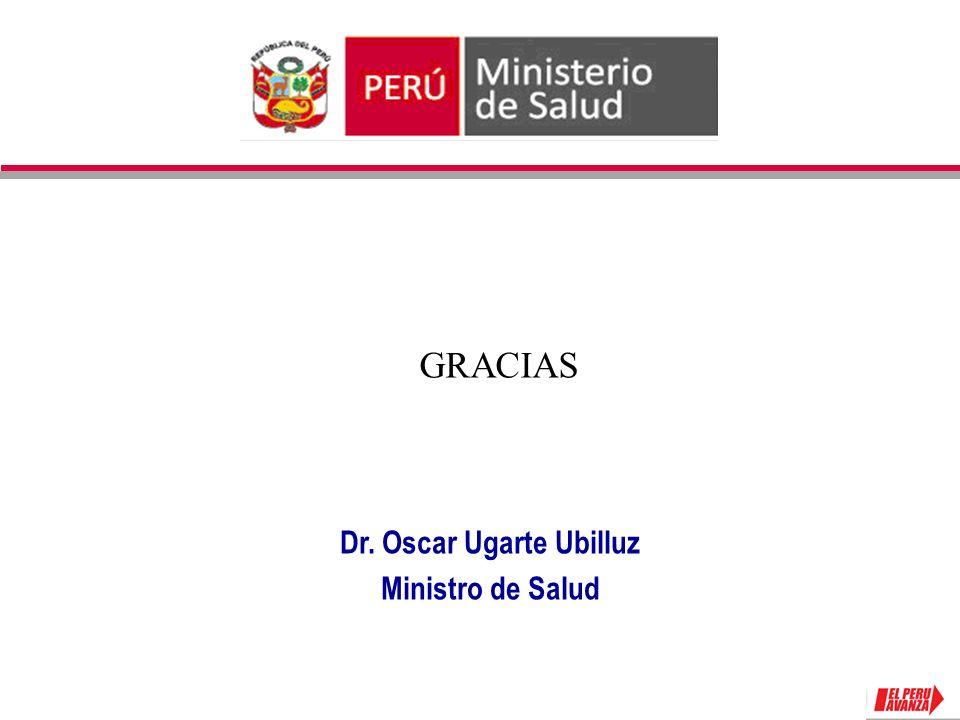 Dr. Oscar Ugarte Ubilluz