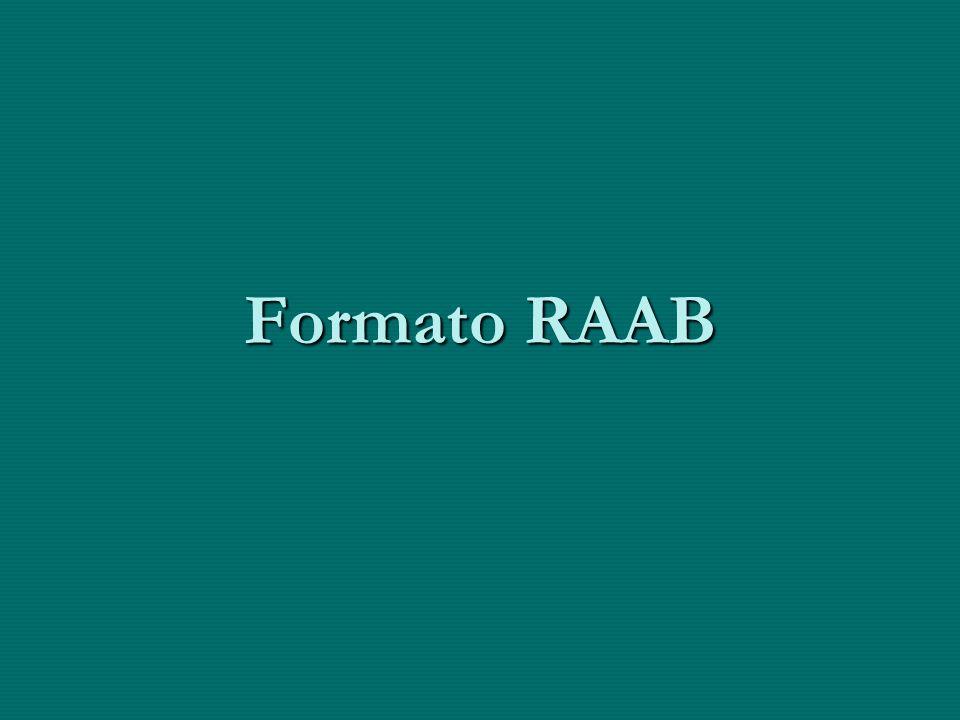 Formato RAAB