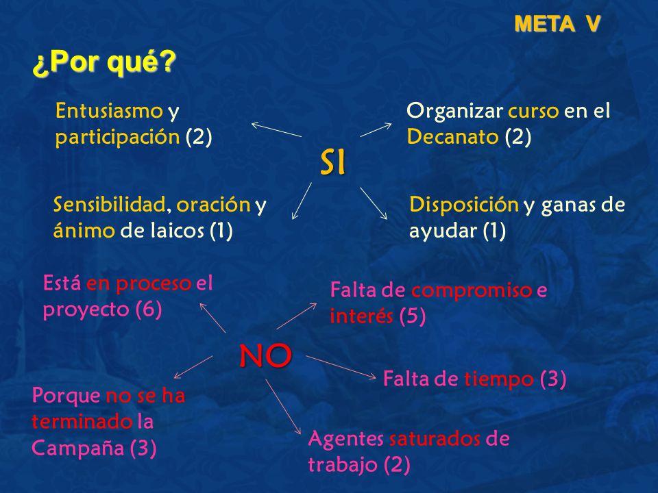 SI NO ¿Por qué META V Entusiasmo y participación (2)
