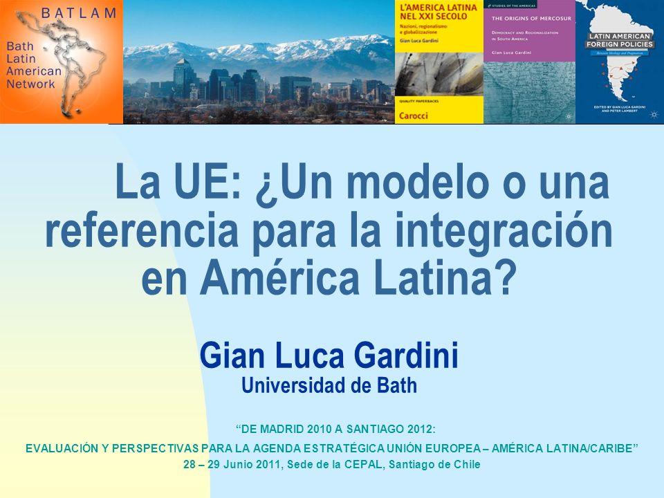 28 – 29 Junio 2011, Sede de la CEPAL, Santiago de Chile