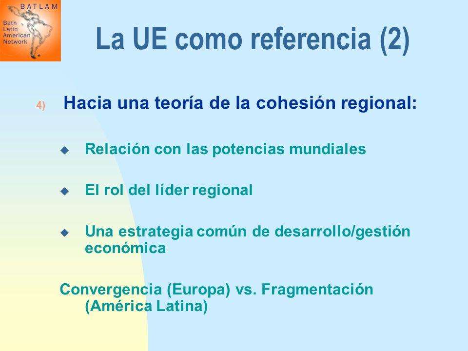 La UE como referencia (2)