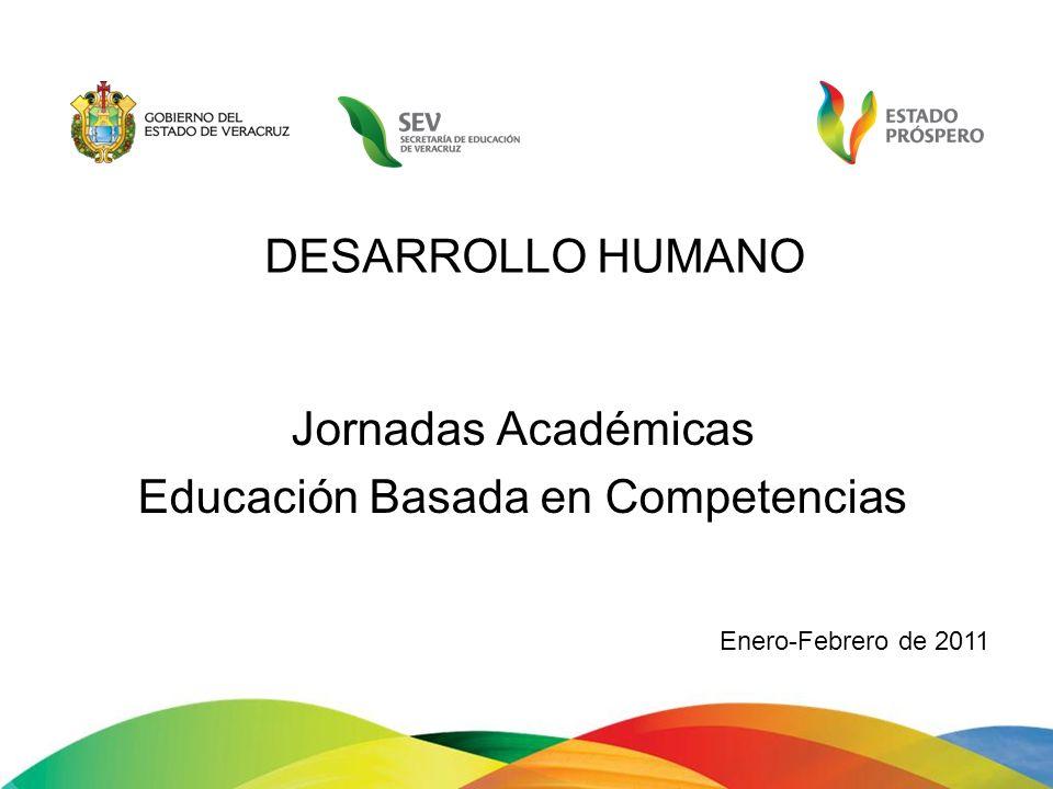 Jornadas Académicas Educación Basada en Competencias