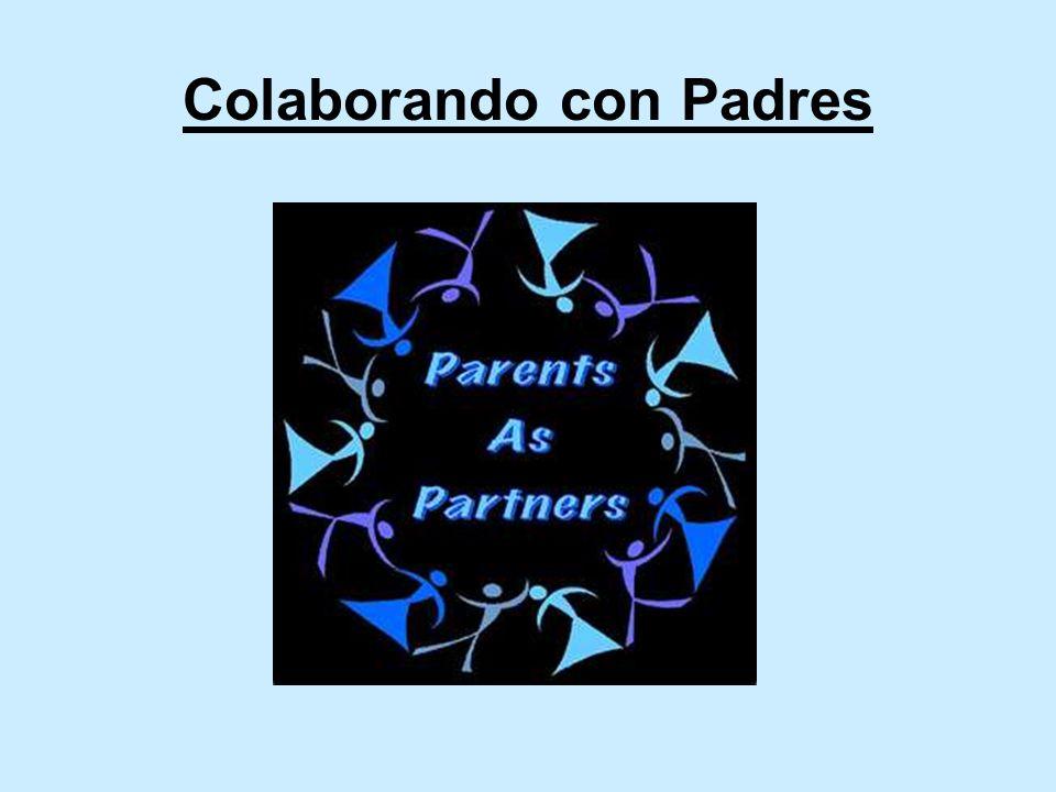 Colaborando con Padres