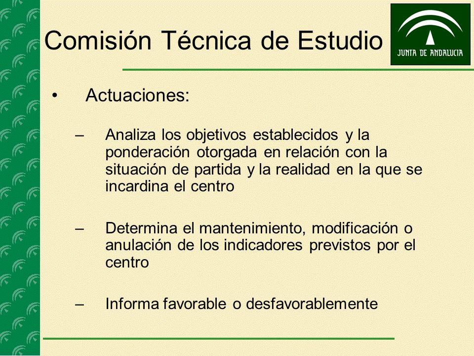 Comisión Técnica de Estudio