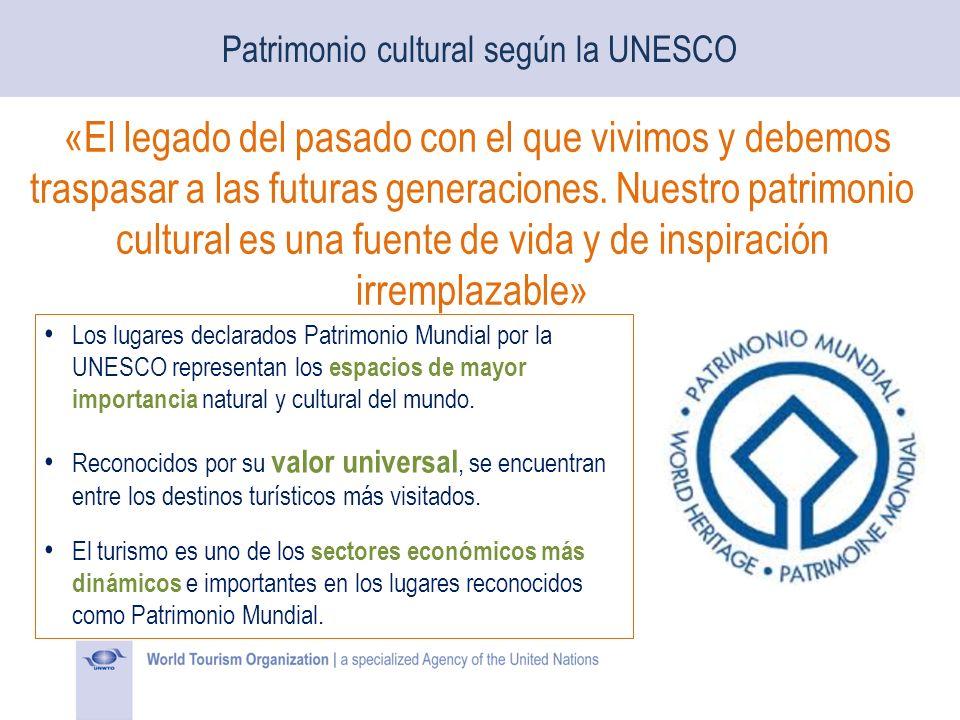 Patrimonio cultural según la UNESCO