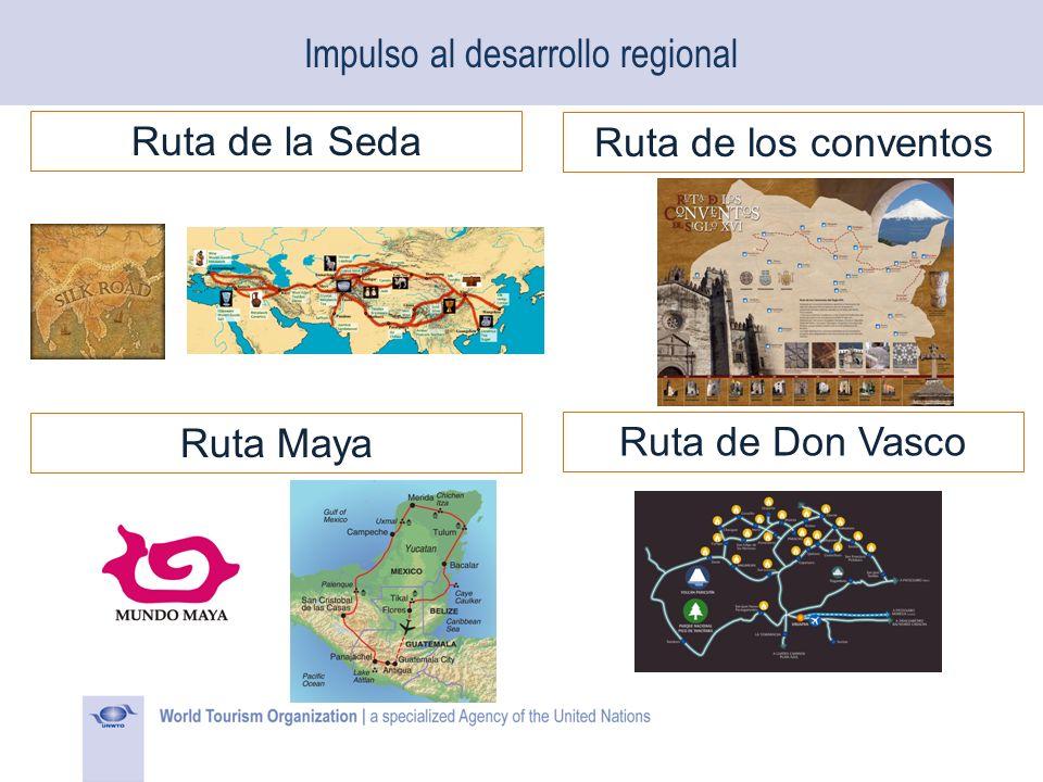 Impulso al desarrollo regional