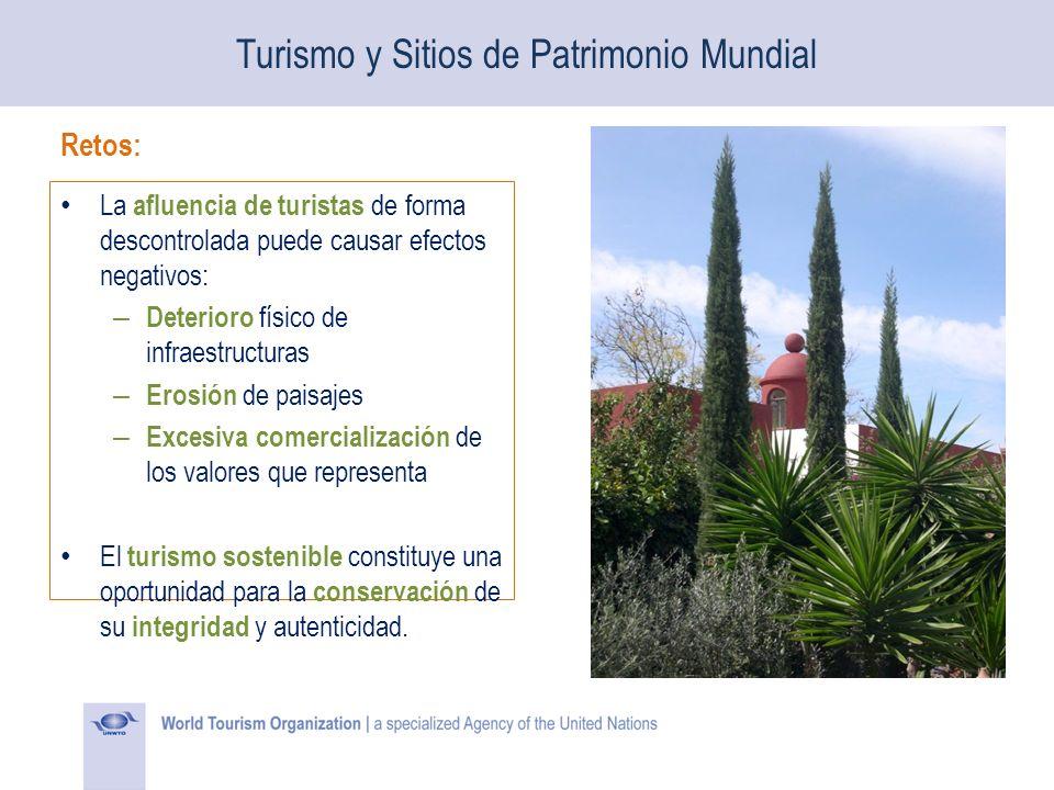 Turismo y Sitios de Patrimonio Mundial