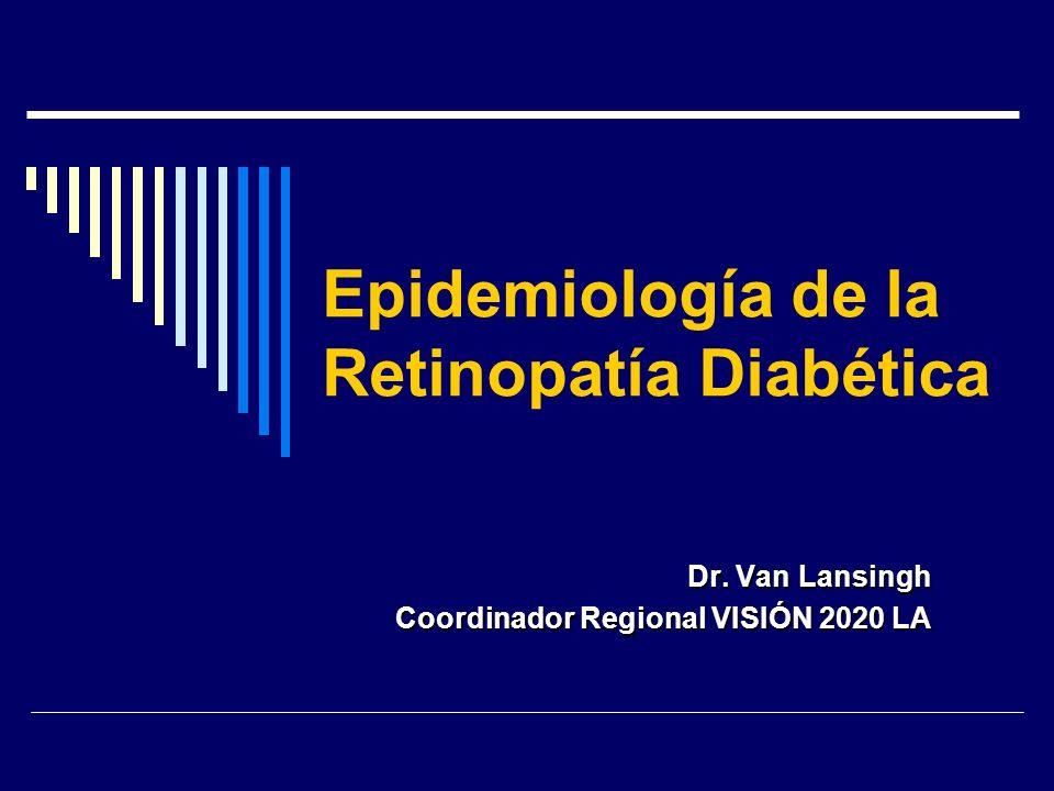 Epidemiología de la Retinopatía Diabética