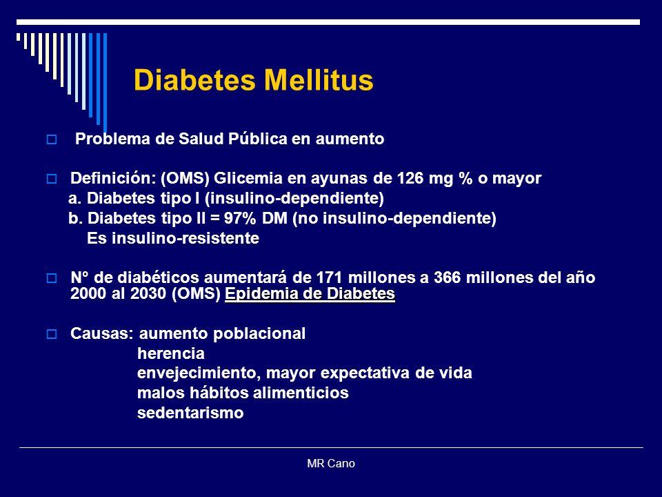 Epidemiología de la Retinopatía Diabética - ppt video
