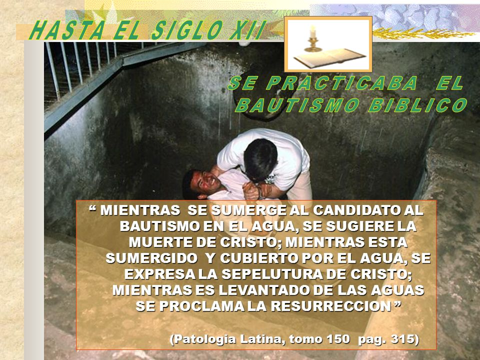 (Patologia Latina, tomo 150 pag. 315)